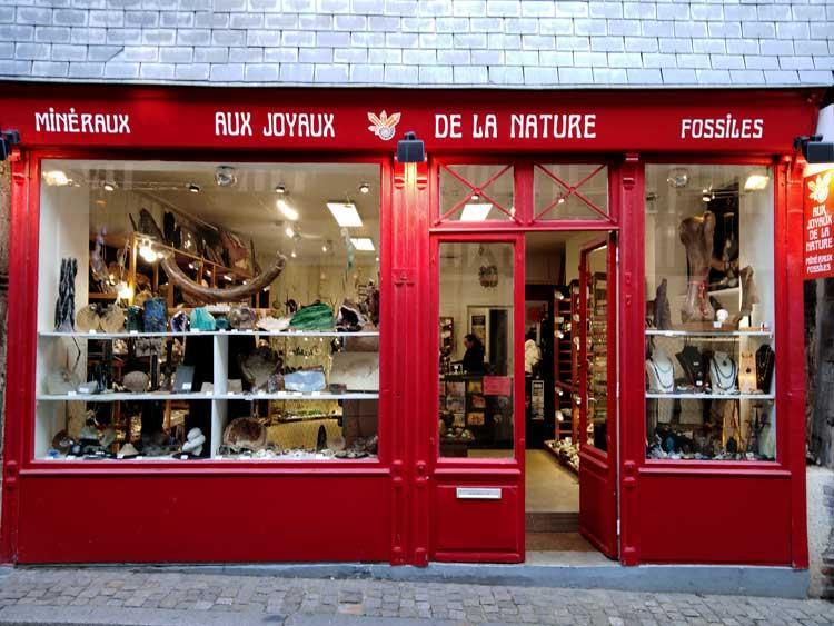 """En savoir plus sur la boutique """"Aux Joyaux De La Nature"""""""